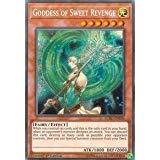 Yu-Gi-Oh! Goddess of Sweet Revenge - LCKC-EN106 - Secret Rare - 1st Edition - Legendary Collection Kaiba Mega Pack (1st Edition)