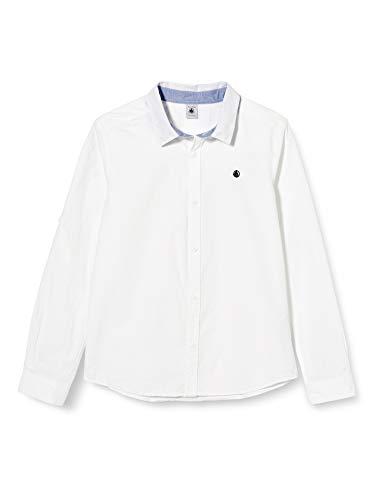 Petit Bateau 5431801 Camisa, Espuma, 5 años para Niños