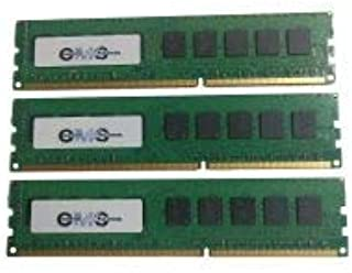 6 x 4GB DDR3 PC10600 1333MHz 24GB Memory Kit Brand New HP Z400 Workstation