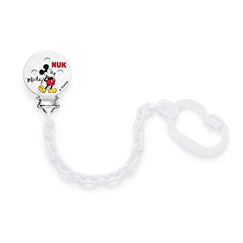 NUK Mickey - Cadena para el chupete