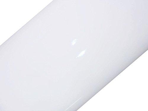 d-c-fix, Folie, Uni Lack weiß, RAL 9016, selbstklebend, 45 cm breit, je lfm