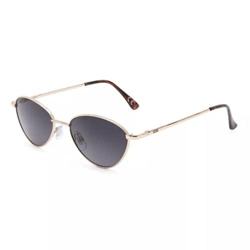 Vans Amped Sunglasses, Gafas Mujer, Dorado, Talla única