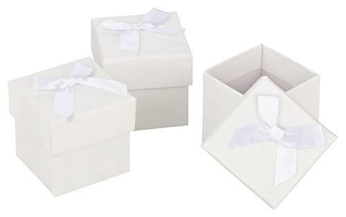 /Kleenes Comercio de ensue/ño Kleenes Traumhandel 30/Cajas de regalo/ /Regalo para bautizo invitados /& nacimiento y boda/ /8/x 6/x 6/cm/