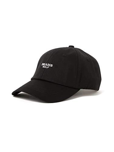 (ビームスゴルフ)BEAMS GOLF/ボウシ PURPLE LABEL シーズンロゴ キャップ メンズ BLACK -