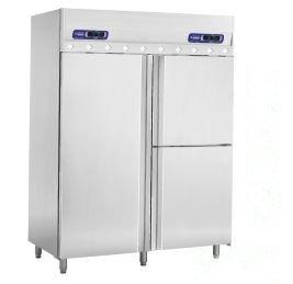Diamond – Kühlschrank, 3 Türen, 1050 + 350 l – Fisch-Spezial