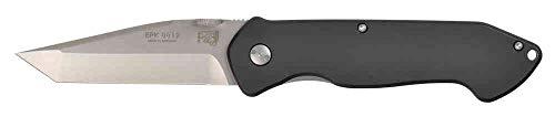 Eickhorn - Rettungsmesser/EPK-III silberne Klinge, schwarze Schale / Klingenlänge: 8,5 cm /  Klappmesser - Taschenmesser - Solingen - Messer / rostfrei