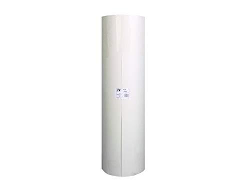 TOP Einschlagpapier Rolle weiss 50cm 10kg ca. 400m Rollenpapier Bäckerseide