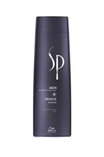 Wella Sp Sp Men Remove Shampoo 250Ml 250 ml