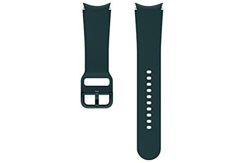 Samsung Correa de reloj Sport Band (FKM) - Correa de reloj oficial Samsung - 20mm - M/L - Verde