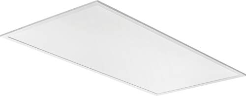 Lithonia Lighting 2X4 ALO8 SWW7 M2 2 x 4 ft. CPX LED Panel 3800-6200 lumens Adjustable Light Output 35/40/50K White, 2-Foot Foot, Color Temperatue Switchable