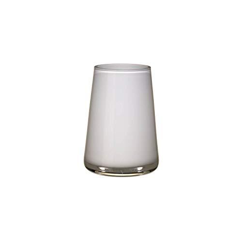 Villeroy & Boch Numa Mini Vase, weiß (Arctic Breeze), 12 x 9 x 6 cm
