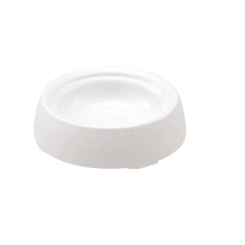リッチェル 猫用 食べやすい食器 S ホワイト
