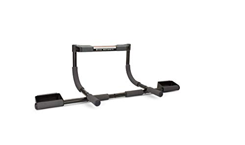 Harbinger Multi-Gym PRO Pull Up Bar Gym System 300 LB Capacity Easy Doorframe Install