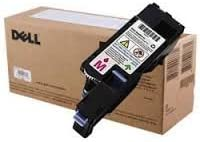 Genuine OEM brand name Dell 1250c/1350c/1355c MagentaToner 331-0724 (700 Yield) H89YG
