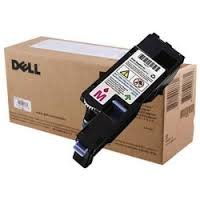 Genuine OEM brand name Dell 1250c/1350c/1355c MagentaToner 331-0724 (700 Yield) H89YG
