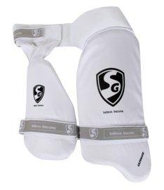 SG Ultimate Combo Cricket Batting Thigh Guard Pad Regular Size