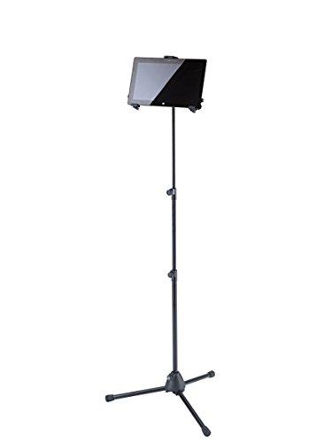König & Meyer 19793 Negro - Soporte para equipos de audio y DVD (Negro, 1,6 kg)
