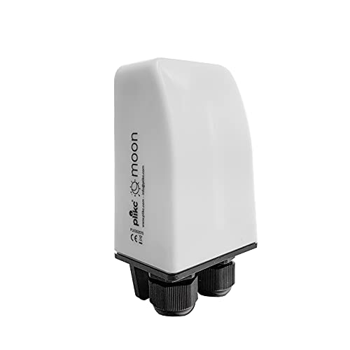 Interruptor crepuscular para uso exterior IP54 contacto de 16 A – Plikc Moon
