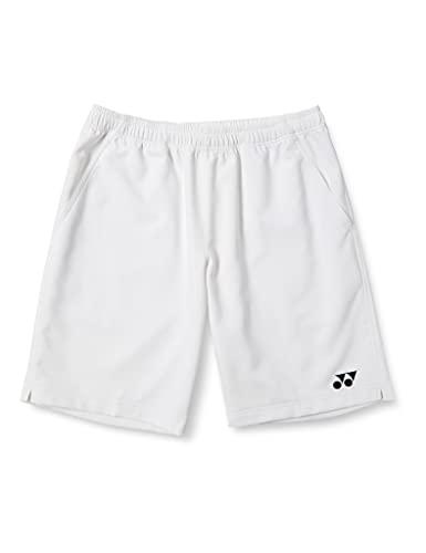 [ヨネックス] テニスウェア ハーフパンツ [ユニセックス] 15048 ホワイト 日本 O (日本サイズ2L相当)