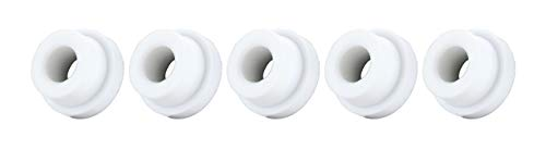 Insulator Gasket for TIG Welding Torches 17/18/26 with Large Diameter Gas Lens Set-Up- Model: 54N63 - (5 PACK)