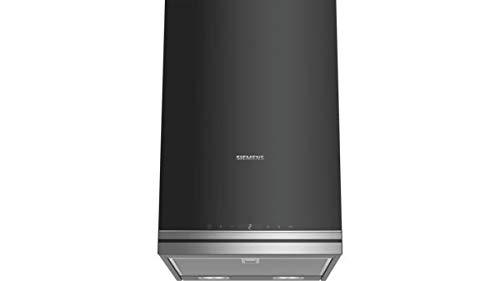 Siemens iQ700 LC37IVP60 afzuigkap 400 m3/h wandmontage zwart