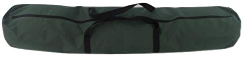 Bags And Covers Direct Limited Gazebo/Tent Storage Bag/Awning Pole Storage Bag (Green, Large L1450mm x 250mm Diametre)