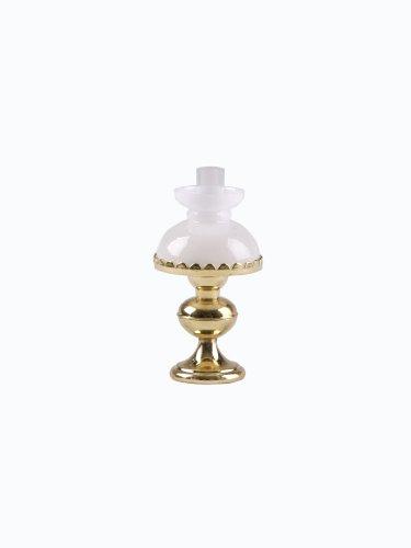 Bodo Henig 26349 - Tischlampe Petroleum für Puppenstube