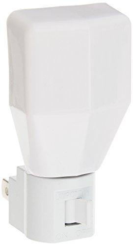 GLOBE ELECTRIC 8949801 SW - Luce notturna bianca morbida da 7 W