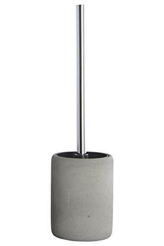 House Doctor WC-Bürste, Stahl/Faserbeton, 10,1 x 10,1 cm