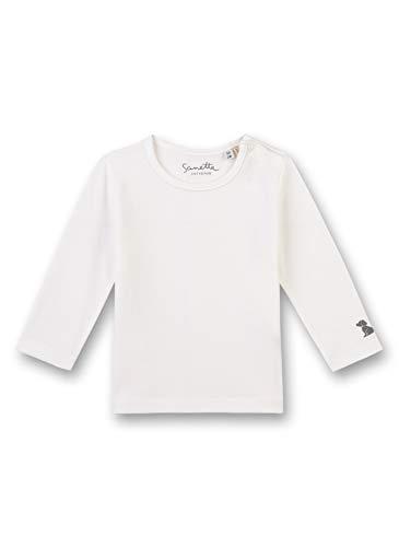 Sanetta Fiftyseven Shirt, Beige (Ivory 1829), 92 (Taille Fabricant: 092) Mixte bébé