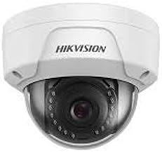 Hikvision, ECI-D14F2 4 MP Outdoor IR Network Dome Camera, Minimum Illumination: Color: 0.15 lux @ (f/2.0, AGC on); B/W: 0....