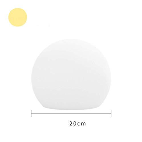 Klein nachtlampje, verstelbaar, creatieve bol, oplaadbaar, bedlampje voor slaapkamer, tafellamp, decoratie thuis.