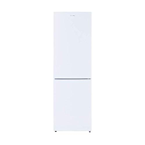 UNIVERSALBLUE - Frigorífico Combi No Frost Blanco - Frigorífico eficiencia energética A+ - Volumen 320 litros - Altura 185cm