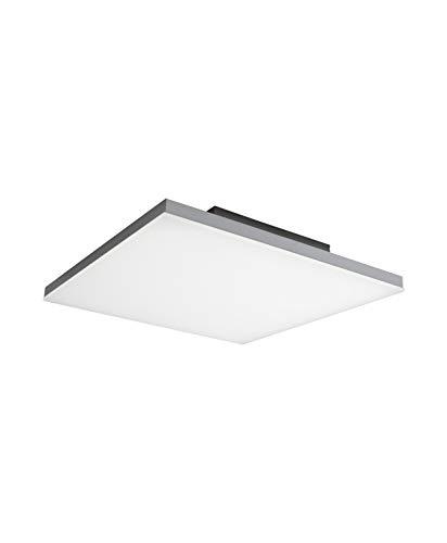 LEDVANCE LED Panel-Leuchte, Leuchte für Innenanwendungen, Warmweiß, Länge: 40x40 cm, Planon Frameless