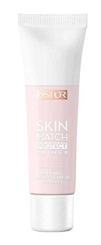 Astor Skin Match Protect Primer, Farbe 001, 1er Pack (1 x 30 ml)