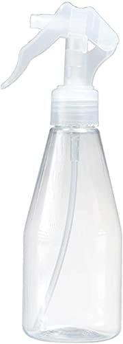 HEZHANG Pulverizador de Presión Transparente Flor de Riego, Adecuado para un Jugoso Jugoso en Eta, Regadera, 200 Ml, 5.5X19Cm