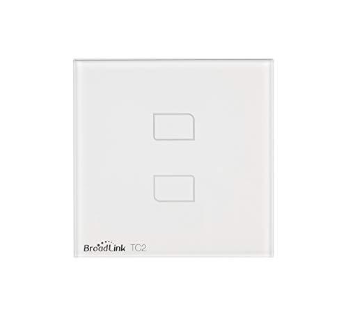 Touch Panel Controller Interruttore Smart Home Domotico Per Scatola 503 Con 2 Posizioni Touch Wireless Design Moderno