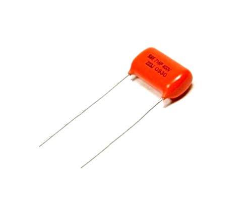 0,001uf//600v condensador polipropileno Orange Drop 715 102