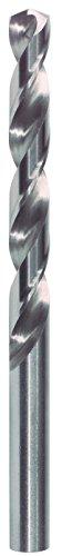 RUKO 214069 - Pack de 10 brocas helicoidales DIN 338, tipo N HSS, fresada-rectificada, con autocentrado (Ø 6,9 mm)