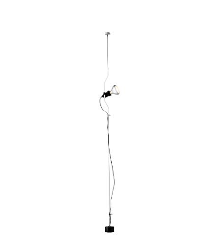 Flos Pendelleuchte PARENTESI Weiß 4000 x 110 mm