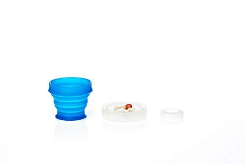 humangear GoCup Small 4 floz118ml Blue