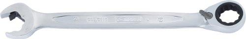 KS Tools 503.5913 DUO GEARplus Ringmaulschlüssel,Maul-Ratschenfunktion 13mm, umschaltbar