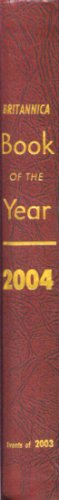 Britannica Book of the Year 2004