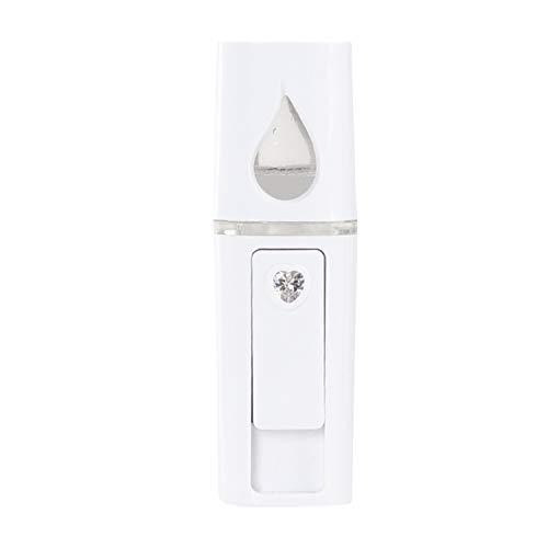 Tidyard Nano Facial Mister 20 ML Humidificateur Visage Portable Cool Mist Vapeur Facial Spa Hydratant Hydratant Visage Pulvérisateur USB Rechargeable