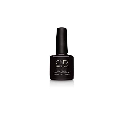 CND Shellac Black Pool - 7.3 Ml