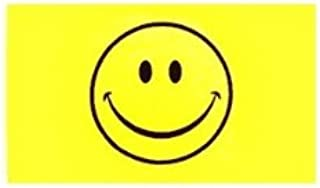 ATV Smiley Face Safety Flag with 1/4
