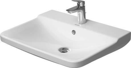 Duravit Waschtisch P3 Comforts 650 mm, weiß, 2331650000