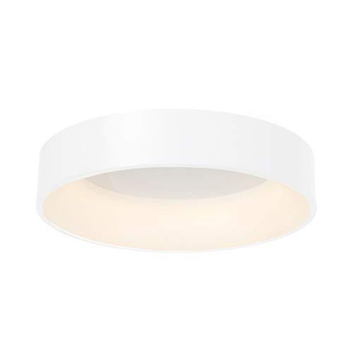 OHIO 32W Weiß Deckenleuchte Deckenlampe Hängeleuchte Hängelampe Pendelleuchte