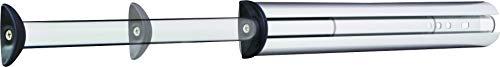 """Polished Chrome 14"""" Telescoping Valet Rod"""