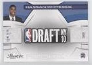 Hassan Whiteside #91/499 (Basketball Card) 2010-11 Prestige - NBA Draft Class #36